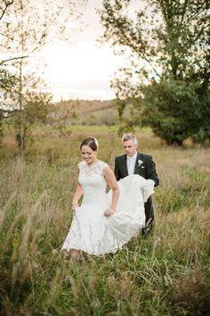 Southern Highlands Vintage DIY Wedding Ruffled