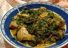 Σουπιές με σπανάκι συνταγή από τον/την Anna Beni - Cookpad No Cook Meals, Seafood Recipes, Pork, Food And Drink, Fish, Meat, Anna, Cooking Food, Food