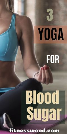Yoga is best for your blood sugar because it helps keep your entire body active and control diabetes.Yoga is best for your blood sugar because it helps keep your entire body active and control diabetes. Type 1 Diabetes Cure, Cure Diabetes Naturally, Diabetes Diet, Yoga For Diabetes, Diabetes Facts, Diabetes Recipes, Clean Eating, Eating Well, Diabetes Diagnosis