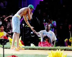 Tyler, the Creator Presents First Golf Wang Fashion Show | Rap-Up