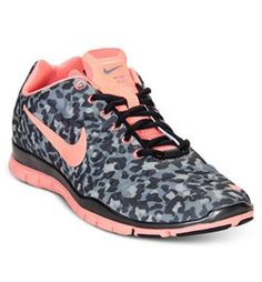 brand new 692c9 82ea8 nike factory outlet Nike Womens Shoes, Free TR Print 3 Cross Training  Sneakers - Finish Line Athletic Shoes - Shoes - Macys nike shoes outlet