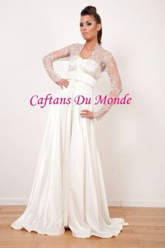 1000 images about caftan on pinterest caftans moroccan for Caftan avec satin de chaise