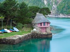 Bantham Boathouse, Devon, UK