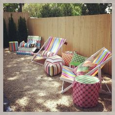 colorful outdoor fabrics