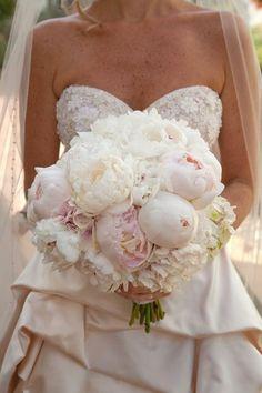 Peonies and Hydrangeas wedding bouquet. Hydrangea Bouquet Wedding, Wedding Bouquets, Wedding Flowers, Boquet, Bouquet Flowers, Blush Bouquet, Purple Wedding, Wedding Colors, Wedding Inspiration