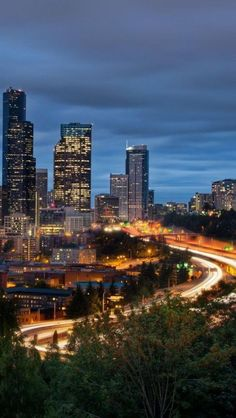 Seattle,  Washington, USA... Lived here 6 years and owned a penthouse condo on Olympic Blvd, on Queen Anne :)) loved it