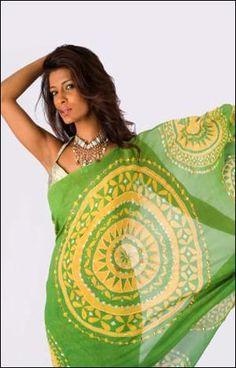 Sri Lanka : Buddhi Batik – a rising star in art galaxy - Fashion ...
