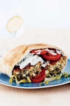 Greek Chicken Burgersgoodhousemag