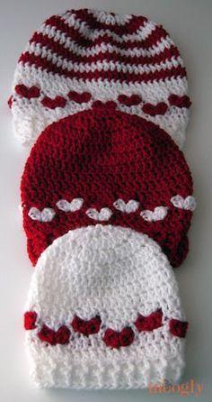 Baby Mine Crochet Hat, free crochet pattern in multiple sizes by Tamara Kelly/Moogly