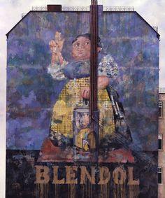 """BLENDOL"" - Öl auf Holz - 184 x 155 cm Museum, Painting, Painting Art, Paintings, Paint, Draw, Museums"