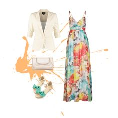 """""""Summer night #1"""" by sonjeka on Polyvore"""