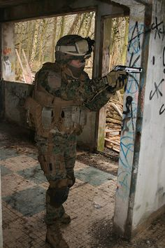 Airsoft Woodland Camo Loadout 1000+ images about Air...