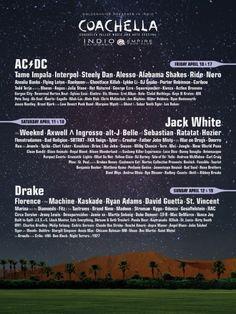 Coachella 2015 lineup announced; tickets on sale Jan. 7