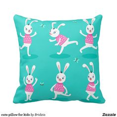 cute pillow for kids