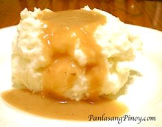 It is always best to make Homemade Mashed Potatoes because you will be sure on the quality of the food and it also saves you money. Get the recipe here.
