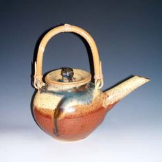 Summer Teapots by Janet Kozachek on Etsy Teapots, Kettle, Etsy Shop, Coffee, Tableware, Summer, Kaffee, Tea Pot, Dinnerware