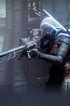 We got to spend a few days with the Destiny alpha. Read and watch all about our open-world adventures. Destiny Gif, Destiny Hunter, Destiny Bungie, Destiny Xbox, Bungie Games, Warrior Spirit, Futuristic Art, High Fantasy, Shadowrun