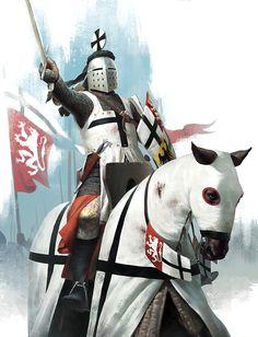 Darren Tan. Teutonic knight