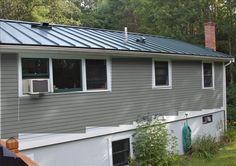 "sherwin williams gray exterior paints,photos | painted"" with Sherwin-Williams ""Cityscape"" gray exterior paint ..."