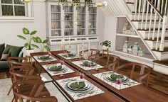 Second Life Snapshots: The fondest memories are made when gathered around. Dinning Set, Second Life, Decorative Items, Table Settings, Memories, Building, Furniture, Memoirs, Souvenirs