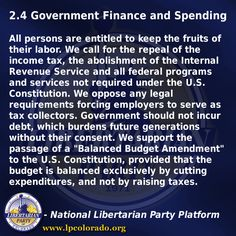 Government Finance and Spending