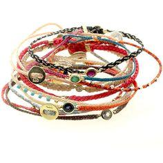 Scosha adult friendship bracelets, the best bracelets for summertime