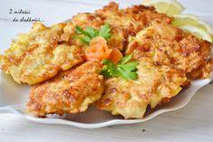 Z miłości do słodkości...: Kotlety drobiowe z serem Chicken, Meat, Food, Essen, Meals, Yemek, Eten, Cubs