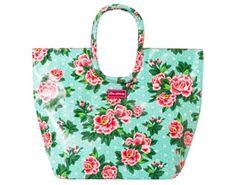 dear floral prints- i seriously love you. Bridal Handbags, Travel Bags For Women, Handbags Online, Small Bags, Peonies, Aqua, Floral Prints, Reusable Tote Bags, Purses