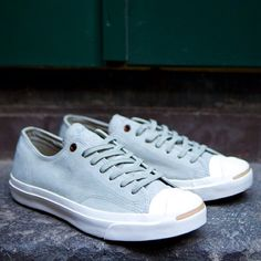 ced457d5c7cfaa Introducing the  Converse Jack Purcell  Jack  Ox in Old Silver with its lush