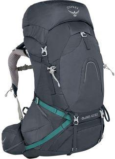 cefb039e14 Osprey Packs Aura AG 50L Backpack - Women s