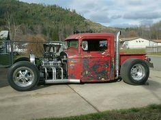 Ford : Other Pickups Rat Rod Rat Rod 1934 Ford Pic - www.legendaryfind...