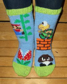 Langan päästä kiinni: Kiipeä, Super Mario, kiipeä!