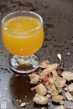 Poncha Regional - Madeira traditional drink Poncha