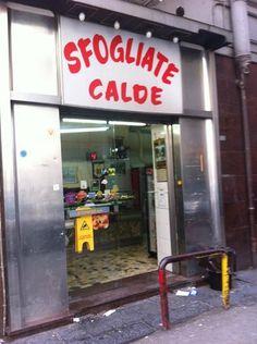 Potential breakfast / Naples