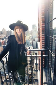 Style Secrets From Fashion Blogger Jenny Bernheim Of Margo And Me