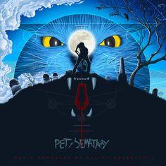 Pet semetary limited vinyl soundtrack.