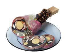 is that a HAM? Coasters by Chen Chen and Kai-Tsien Williams