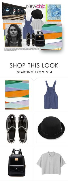 """""""#newchic #"""" by mariana-fifi-cardoso ❤ liked on Polyvore featuring ASOS, Monki, chic, New and newchic"""