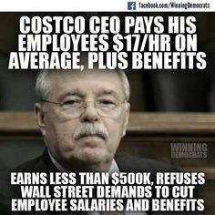 He must be Democrat!