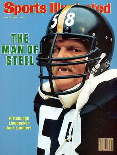My favorite Steeler of all time!