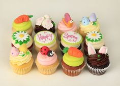 Spring Dozen by Sift Cupcake & Dessert Bar!