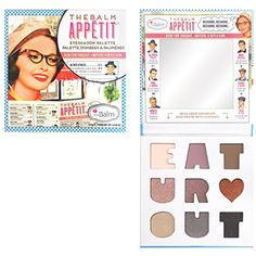 theBalm Appetit *** More info could be found at the image url. (This is an affiliate link and I receive a commission for the sales) #Eyes