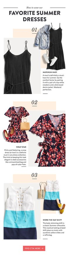 #2 - Wrap Dress