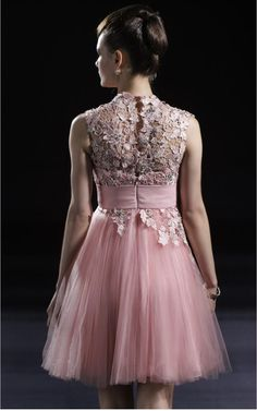 pink lace Red Bridesmaid Dresses, Grad Dresses, Junior Prom Dresses, Nice Dresses, Formal Dresses, Stylish Dresses, Evening Dresses, Pleated Shorts, Lace Shorts