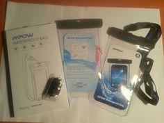 GiveAway Vip's: Le recensioni di Cristina - Waterproof bag MPOW