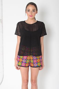 RAILWAY TEE | Amber Whitecliffe Mumbai, Madness, Amber, Rompers, India, Tees, Collection, Dresses, Fashion