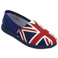 Really Cute British Flag Bobs.