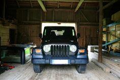 Jeep Wrangler, rättikatto ja sen vaihto - Ohituskaistalla