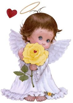 Ruth Morehead - I love you Mom. Angel Images, Angel Pictures, Baby Engel, Angel Clipart, I Believe In Angels, Good Night Sweet Dreams, Night Wishes, Angels Among Us, Guardian Angels