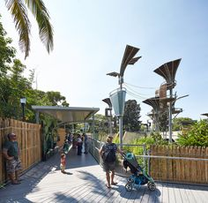 Perth Zoo Orang-utan Exhibit / iredale pedersen hook architects